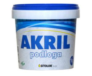AKRIL PODLOGA