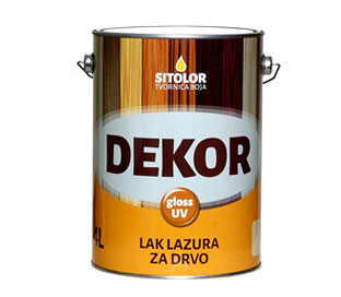 DEKOR GLOSS UV